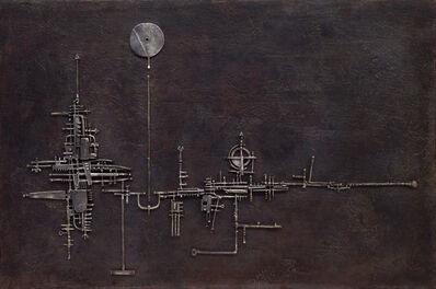 Arnaldo Pomodoro, 'Orizzonte', 1955