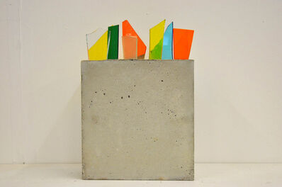 David Batchelor, 'Concreto 2.0/02', 2014