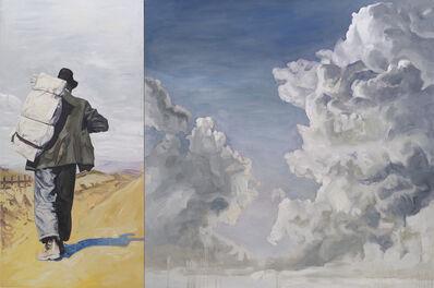 Hung Liu, 'Bindlestiff', 2015