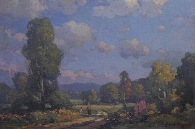 John C. Traynor, 'Field of Flowers', 2019