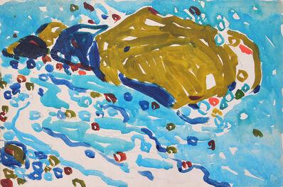 David Milne (1882-1953), 'Hudson Rocks', 1913