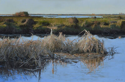 Mary Monk, 'Golden Hour Wildlife Refuge', 2019