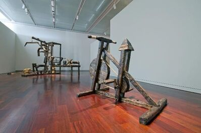 Okay Mountain, 'Stationary Machines', 2011