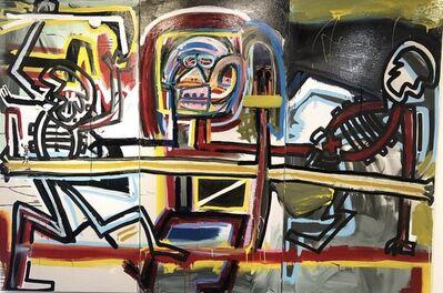 Danny Minnick, 'Third Dimension (Triptych)', 2018