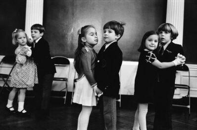 Elliott Erwitt, 'New York City (Kids Dancing)', 1977