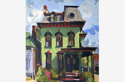 Robert Abele, 'American Gothic'