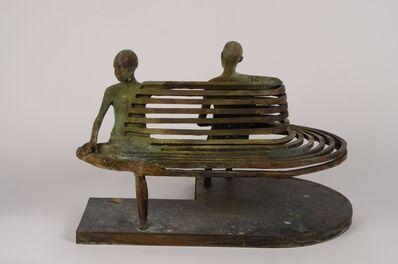 Jesús Curiá, 'Circular Bench', 2021