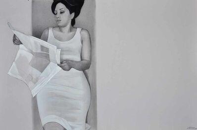 Ibrahim El Dessouki, 'Etude Numero 4 (Avant Project)', 2014