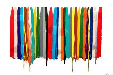 Raul de la Torre, 'Fils I Colors CCXXXIV', 2015