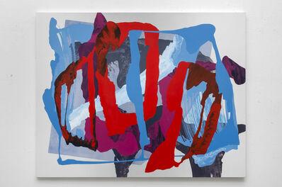 Blandine Saint-Oyant, 'Ha Ça ira (red) 2', 2020
