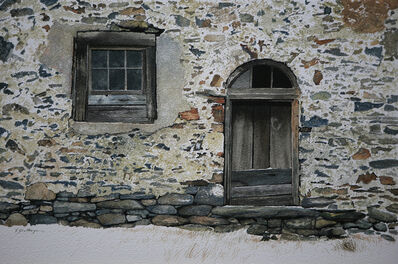 Peter Sculthorpe, 'Old Stucco and Stone', 2016