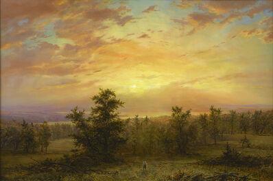 Erik Koeppel, 'Sunset Over Lake Champlain, 2019', 2019