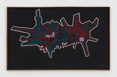 Georges Mathieu, 'Carnelle', 1965