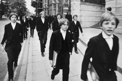 Timm Rautert, 'Untitled, from the series ETON', 1977