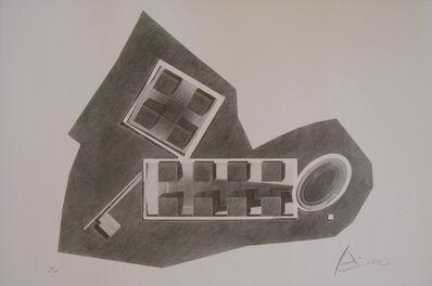 """Tadao Ando, '""""The Theater in the Rock, Oya II""""', 1998"""