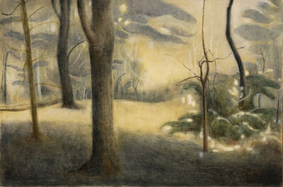 Ron Milewicz, 'In the Woods II', 2020