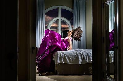 David Drebin, 'Purple Starlet', 2014