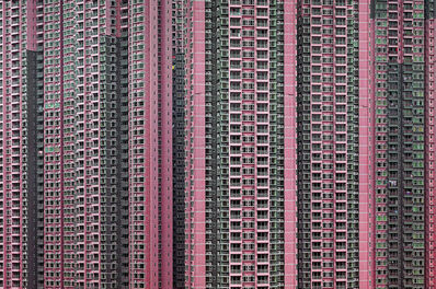 Michael Wolf, 'Architecture of Density #101', 2008