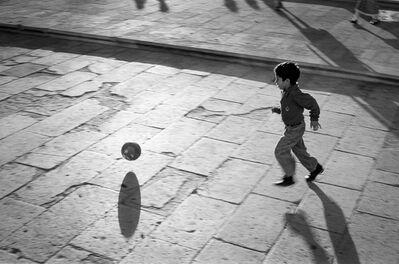 David Darby, ASC, 'Boy with Ball, Oaxaca, Mexico', 20001