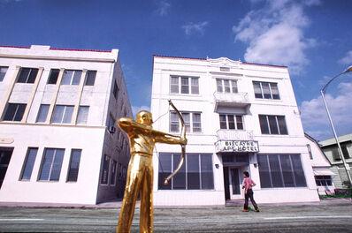 Robert Funk, 'Statue Assasin: South Beach', 1976