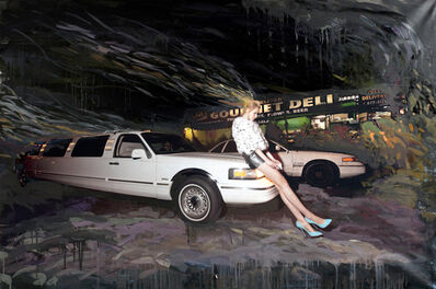 CHRIS CAROLINA, '#64 NYC'