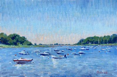 Tina Orsolic Dalessio, 'Setauket Harbor', 2018