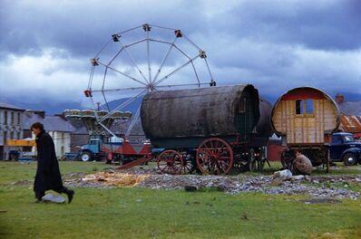 Inge Morath, 'Puck Fair, Killorglin, Ireland', 1954