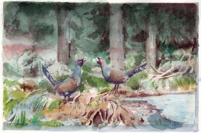 Tom Fabritius, 'Pheasants', 2014