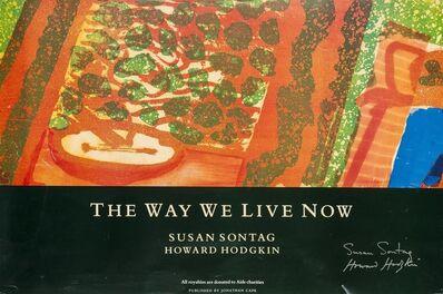 Howard Hodgkin, 'The Way we live now', c. 1990