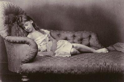 Lewis Carroll, 'Xie Kitchin', 1872