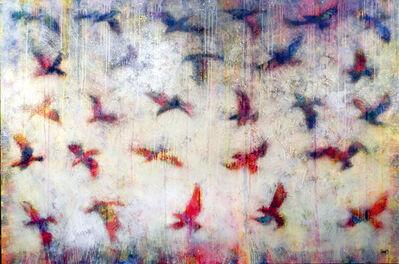Larry Lewis, 'Unison in Flight', 2016