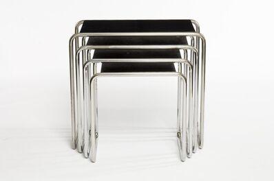 Marcel Breuer, 'Tables gigognes', 1928