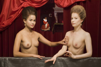 E2 - KLEINVELD & JULIEN, 'Ode to the Pinching D'Estrées Sisters', 2011