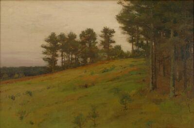Charles Warren Eaton, 'Hillside Pines', ca. 1905