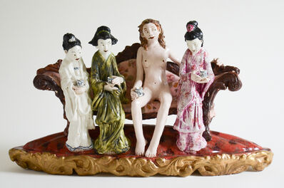 Chris Antemann, 'Tea', 2003
