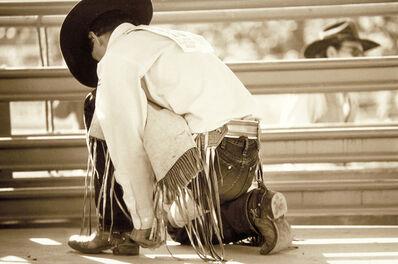 Jules Frazier, 'Spur Yankin Cowboy', 2009