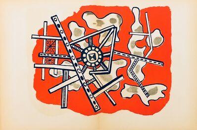 Fernand Léger, 'From 'Derrière le Miroir - L'Art Abstrait'', 1949