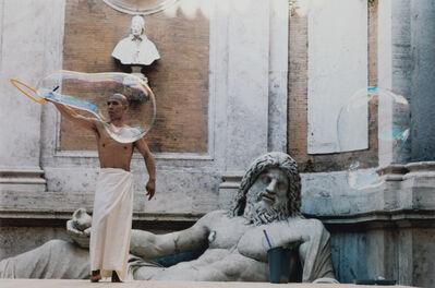 Zhang Huan, 'MY ROME (Hang Bubble)', 2005
