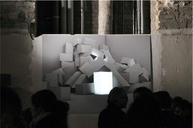 Joanie Lemercier, 'Light Canvas II', 2012