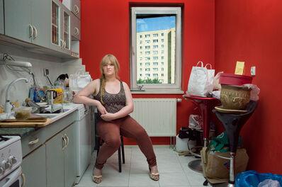 Ilona Szwarc, 'Angela, Warszawa', 2014