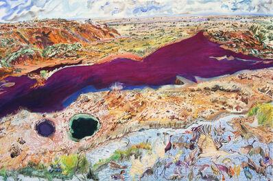 Olive Ayhens, 'Bitter Lake', 2014