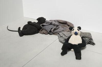 Peter Fischli & David Weiss, 'Rat and Bear (Sleeping)', 2008