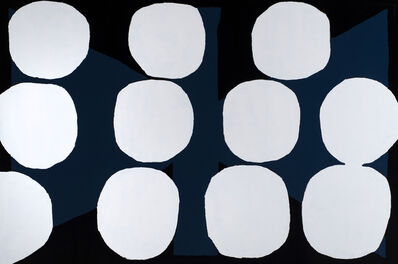 Jin Angdoo, 'White Dots All Over', 2020