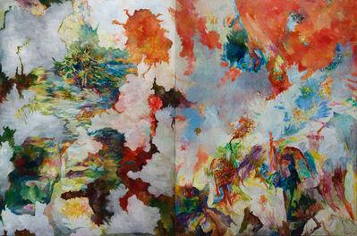 Bernard Schultze, 'Windhimmel', 1990