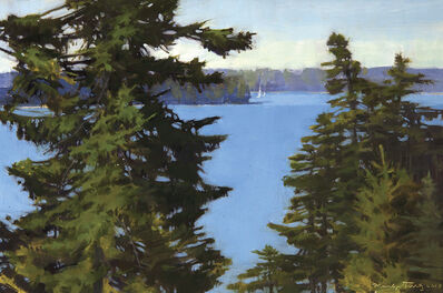 Marilyn Turtz, 'Clear Blue Bay '