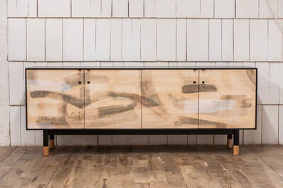 Jeff Martin, 'Painted Credenza', 2017