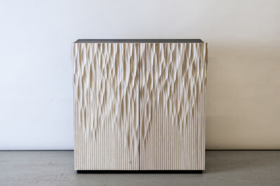gt2P, 'Imaginary Geographies: Manufactured Landscapes Credenza', 2018