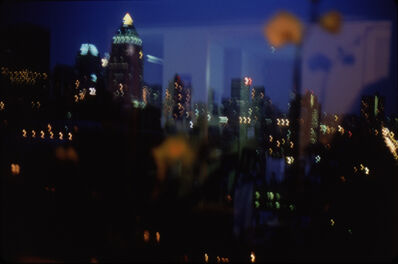 Nan Goldin, 'View by night from my window, Roosevelt Hospital, NYC', n.d.