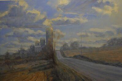 Henry Coe, 'March Sky', 2014