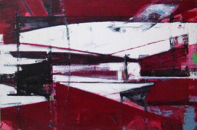 Mark Vinci, 'You are Here Crimson', 2003